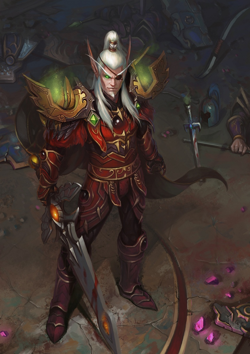 Lord of the blood elves adult tube