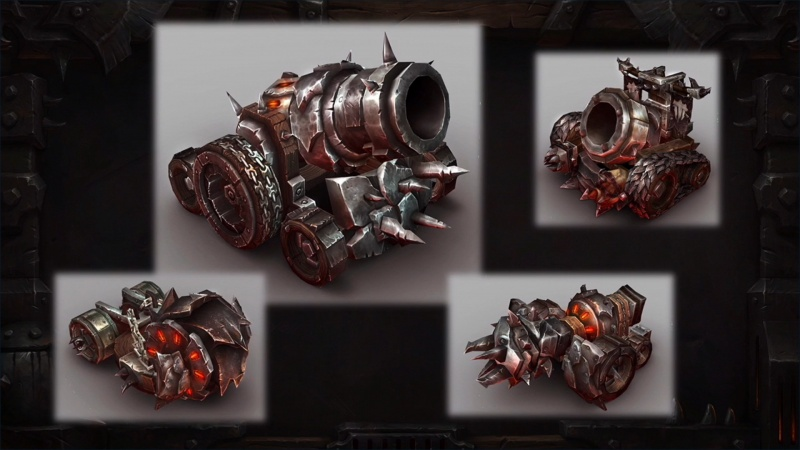 Файл:Iron Horde siege vehicles.jpg