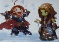 Snow Fight Varian Thrall.jpg