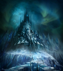 Icecrown Citadel Art Peter Lee 1.jpg